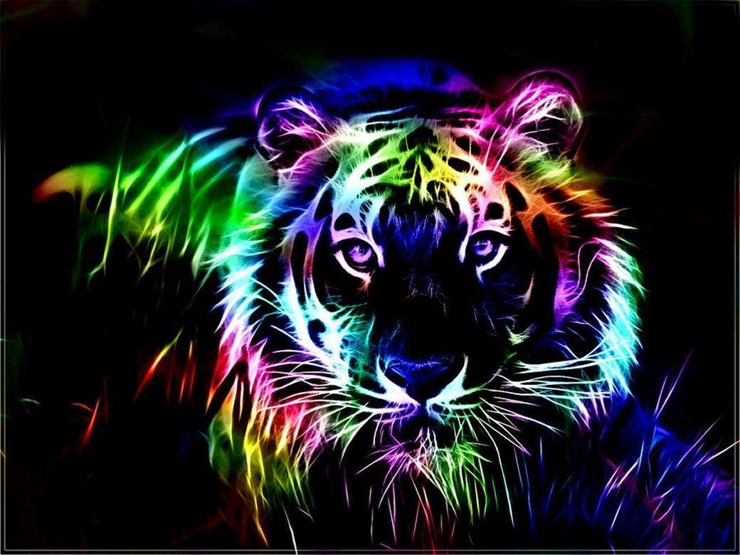 Rainbow Animals Wallpapers   Top Rainbow Animals Backgrounds 1040x780