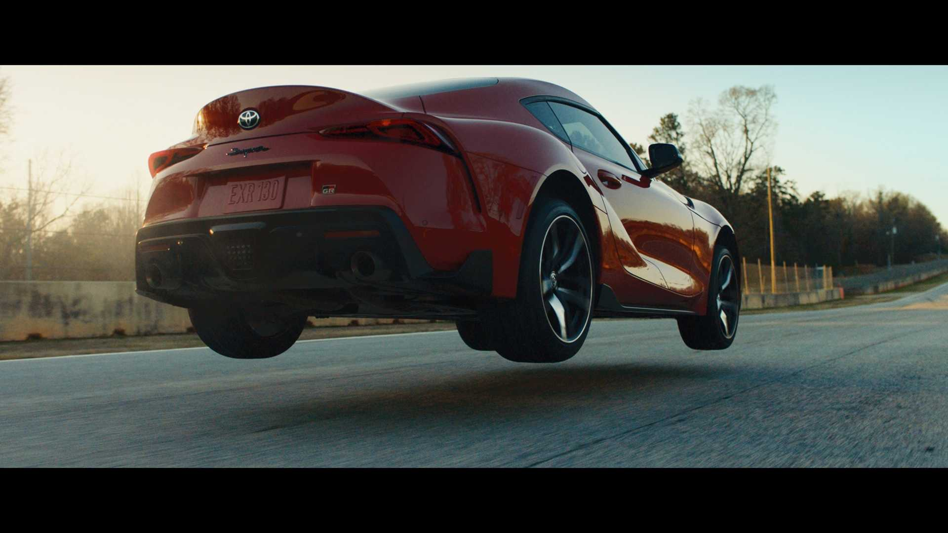 2020 Toyota Supra Takes To The Airwaves In 3 New Video Spots 1920x1080