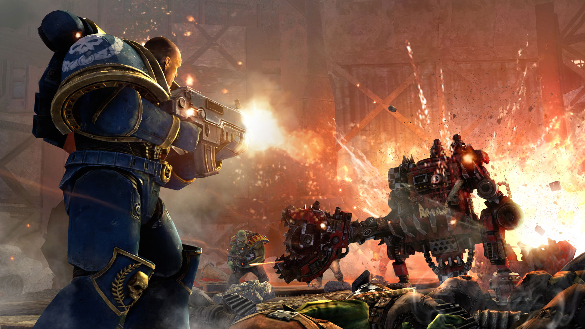 Warhammer 40K Space Marine wallpaper   397679 1920x1080