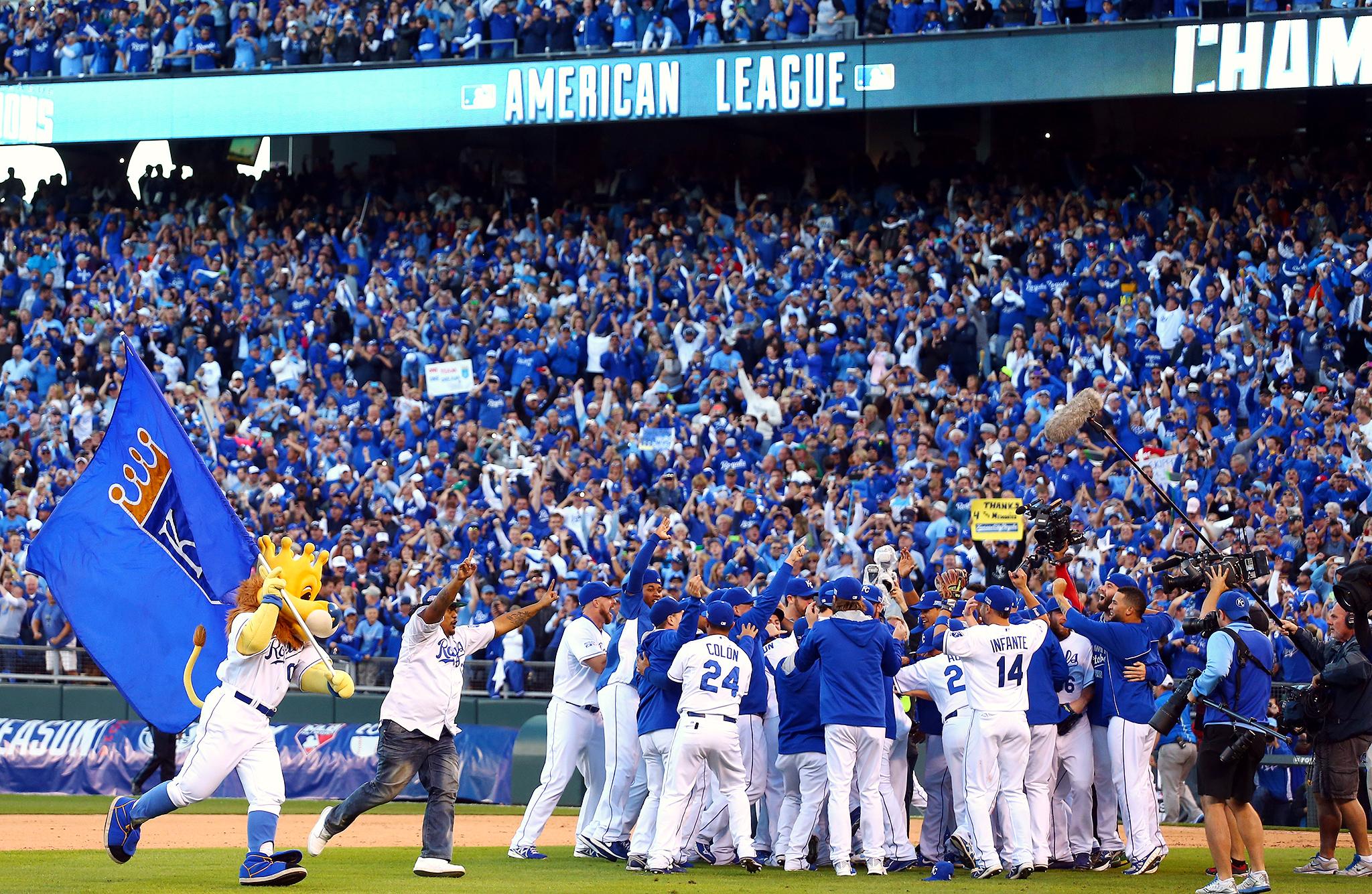 Royals Sweep Orioles   Kansas City Royals Postseason Moments   ESPN 2048x1335