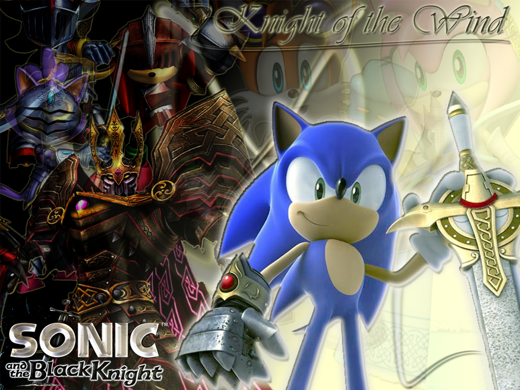 Free Download Sonic And The Black Knight Wallpaper Wallpapersskin
