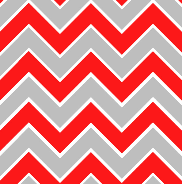 Grey and white chevron wallpaper wallpapersafari for Red and grey wallpaper