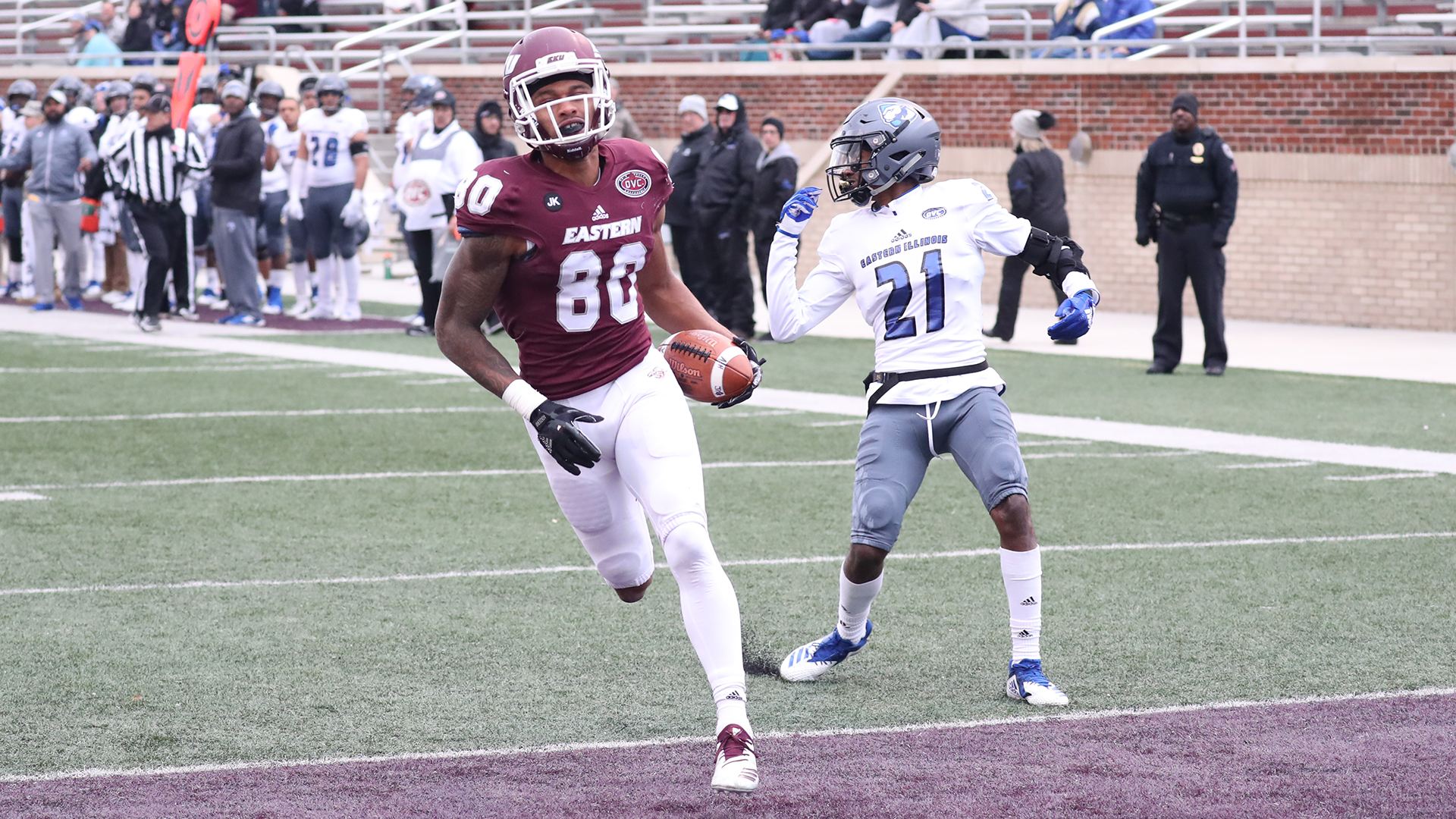 Colonels Surge Past Eastern Illinois In Second Half   Eastern 1920x1080