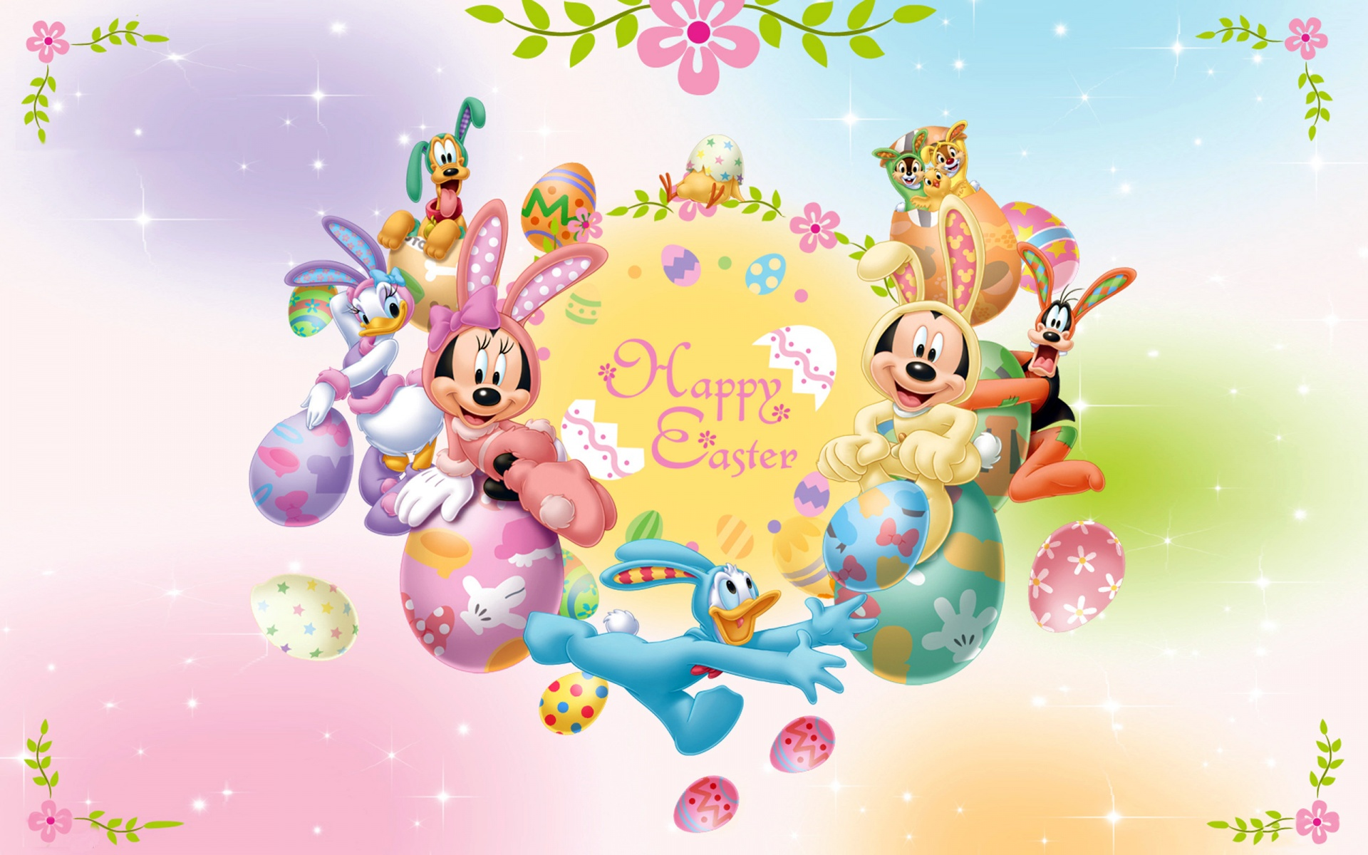Happy Easter Images for Desktop 1920x1200