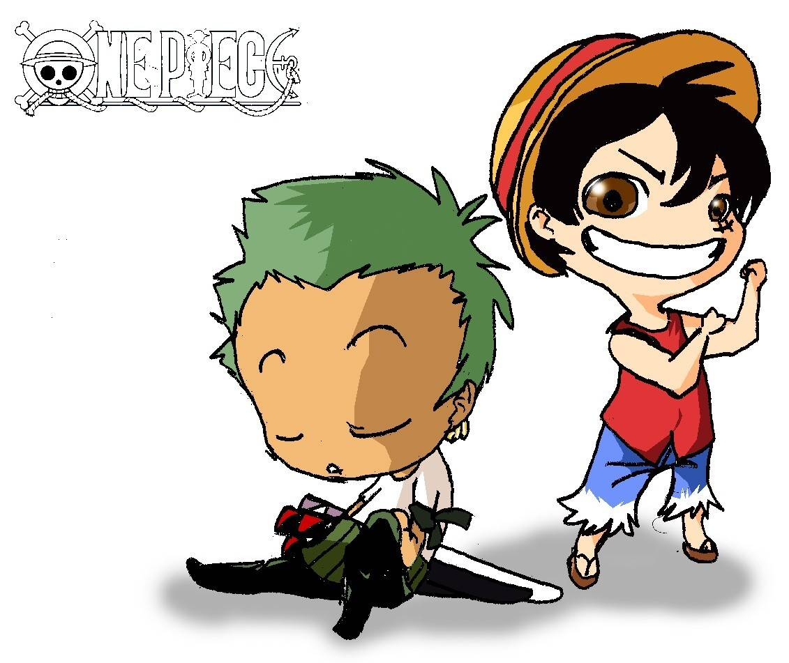 Free Download Chibi Luffy And Zoro One One Piece New World Wallpaper Chibi 1131x951 For Your Desktop Mobile Tablet Explore 46 One Piece Chibi Wallpaper One Piece Chibi Wallpaper