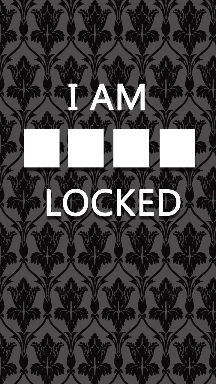 Am I Unproportional What Is Lagging In My Body: I AM Sherlocked Wallpaper