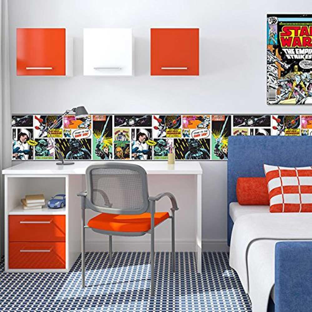 50 Star Wars Wallpaper Border On Wallpapersafari