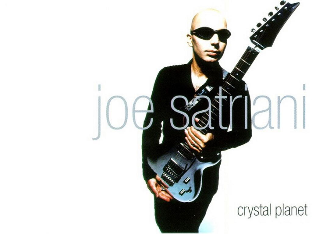 My Wallpapers   Music Wallpaper Joe Satriani 1024x768