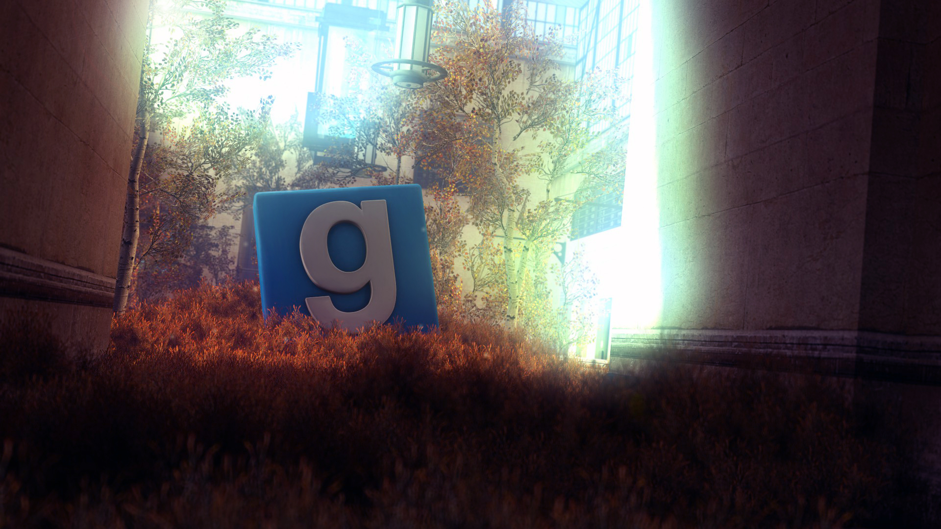 garry s mod and photoshop by noga14 fan art wallpaper games 2013 2015 1920x1080