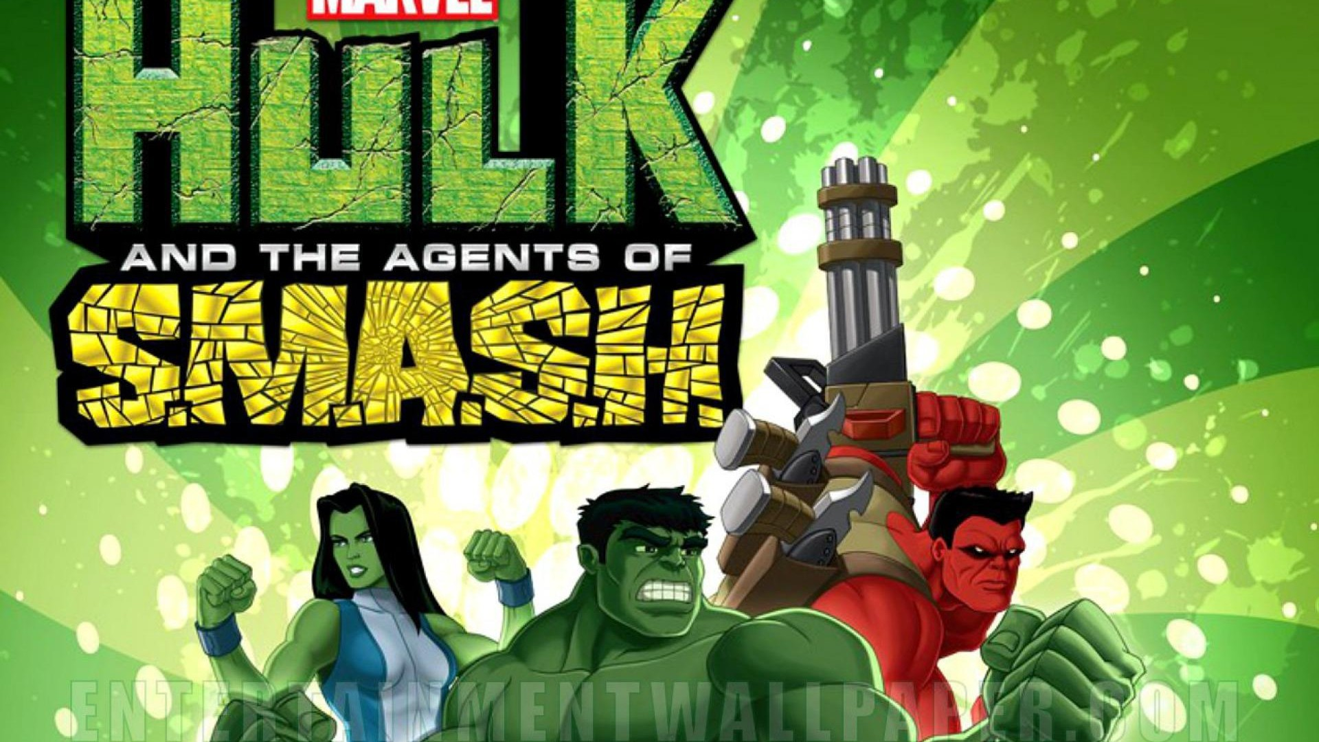 Cool Incredible Hulk IPhone Wallpapers