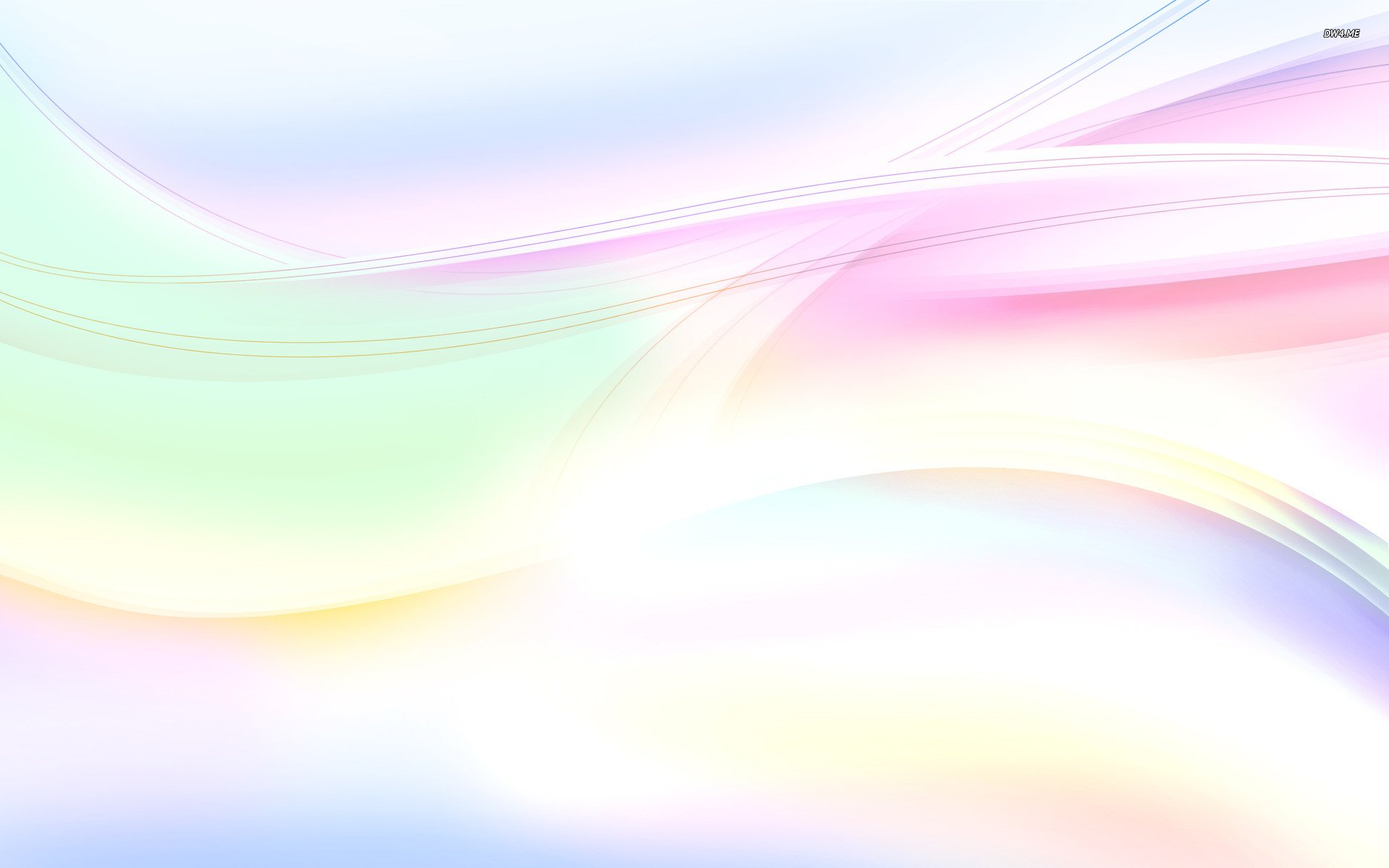 Pastel curves wallpaper   Abstract wallpapers   1552 1920x1200