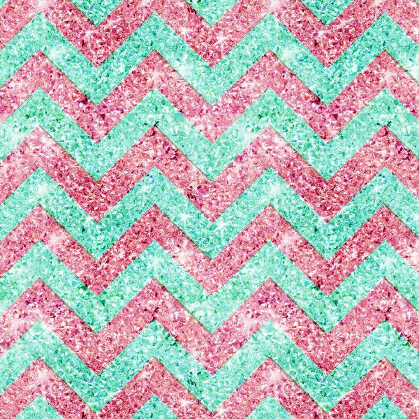 Chevron pink wallpaper wallpapersafari for Blue chevron wallpaper