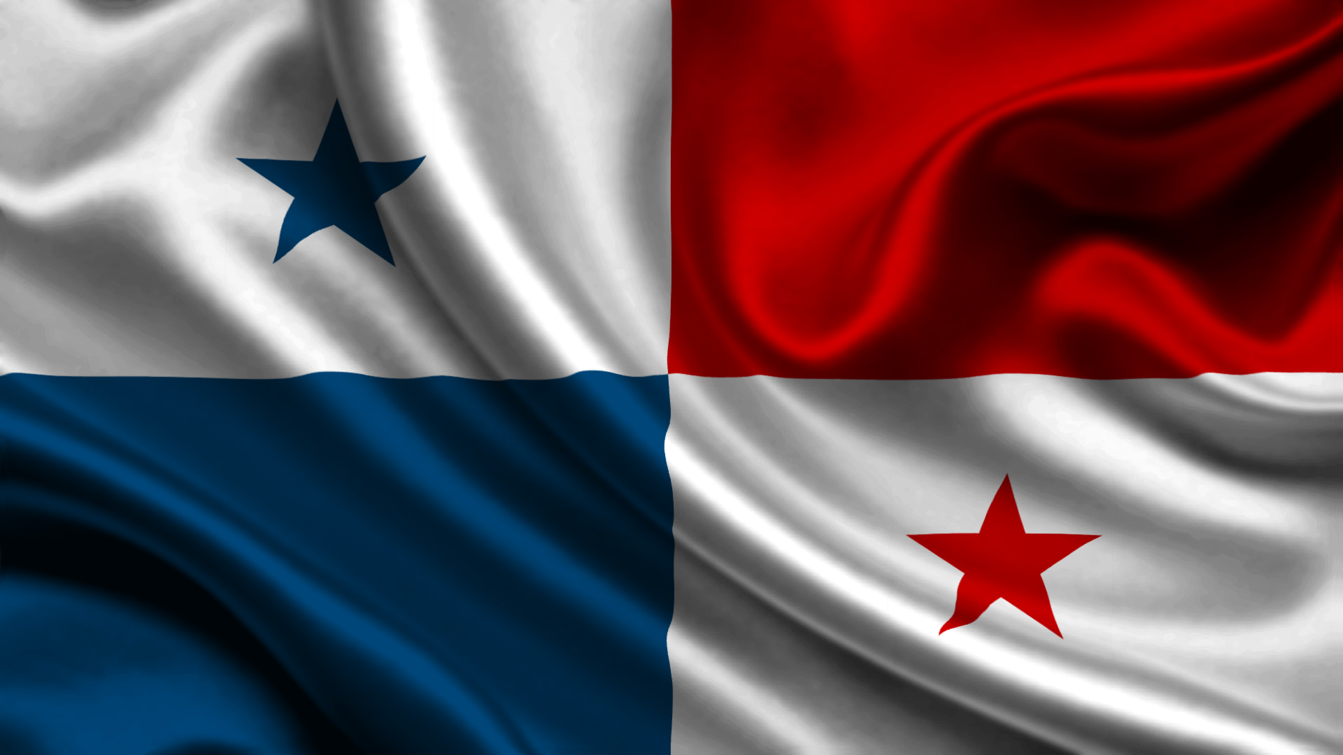 Photo Panama Flag 1920x1080 1920x1080