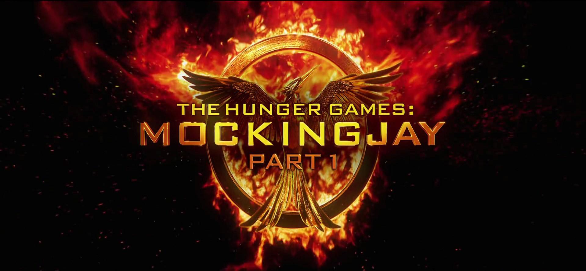 Hunger Games Mockingjay Poster Wallpaper 12359 Wallpaper Wallpaper 1920x888