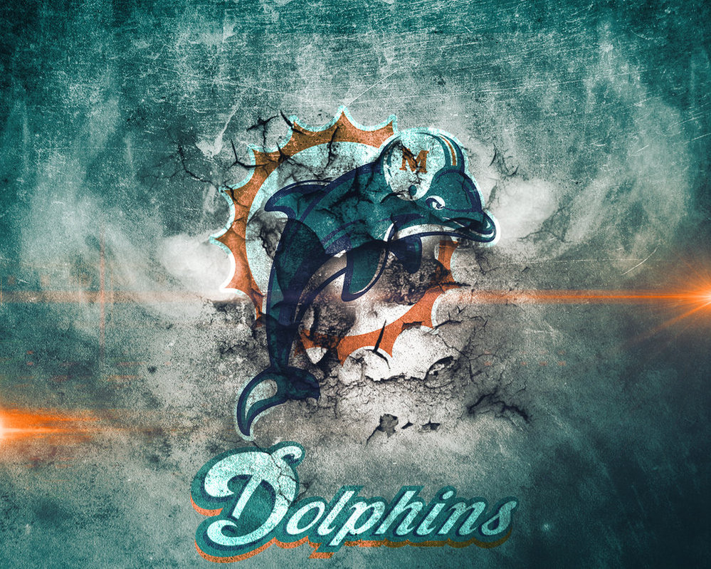 Dolphin Iphone Wallpaper Miami Dolphins Wallpaper 999x799