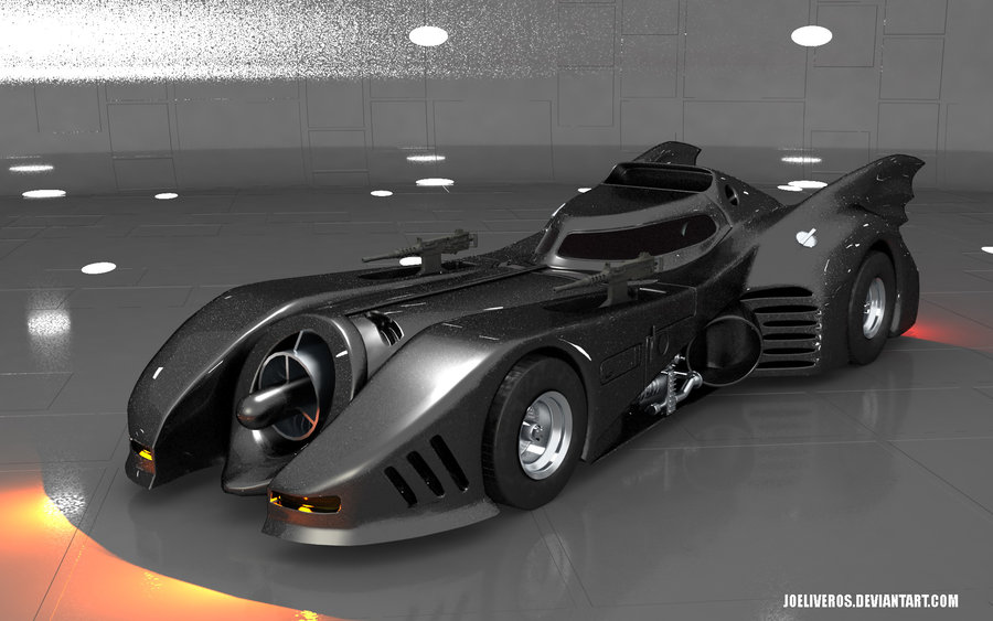 Original Batmobile Wallpaper 1989 batmobile 6 by joeliveros 900x563