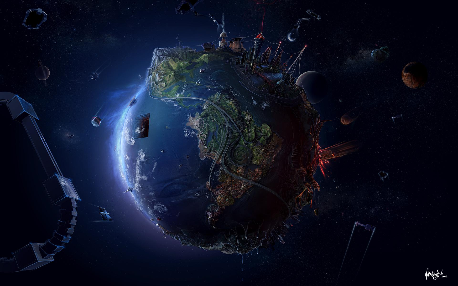 high wallpaper alien resolution world earth 1920x1200 1920x1200