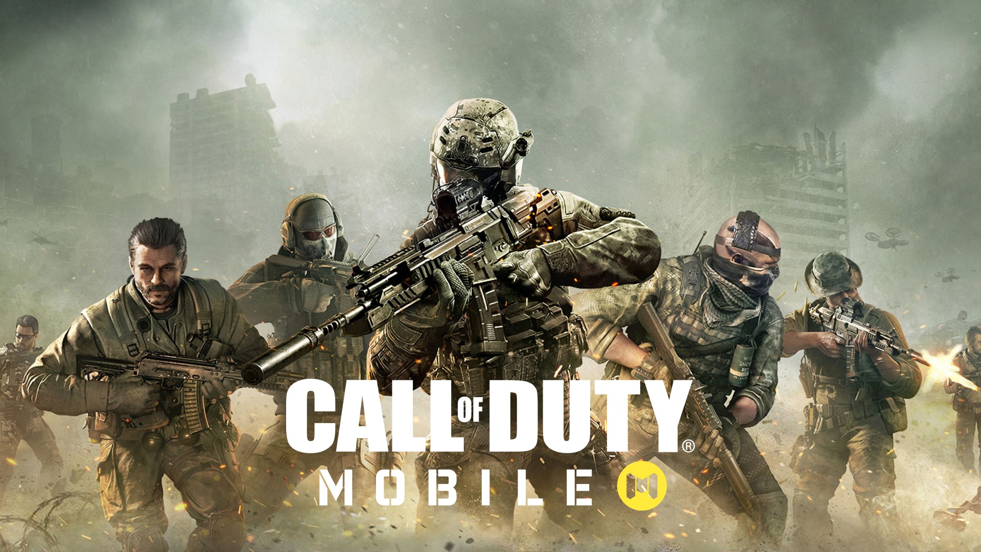 Call of Duty Mobile Wallpapers Mobile Mode Gaming 1920x1080