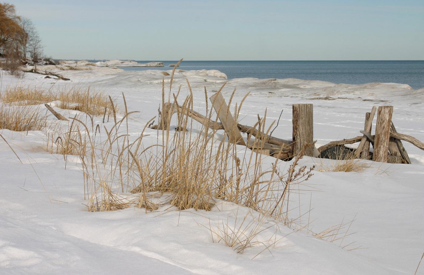 Winter Beach Scenes Winter beach scene 1400x907
