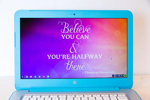 HP Chromebook 14 Display 500x333