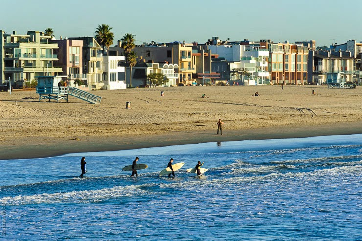 Venice beach California Windows wallpaper Wallpaper view 740x492