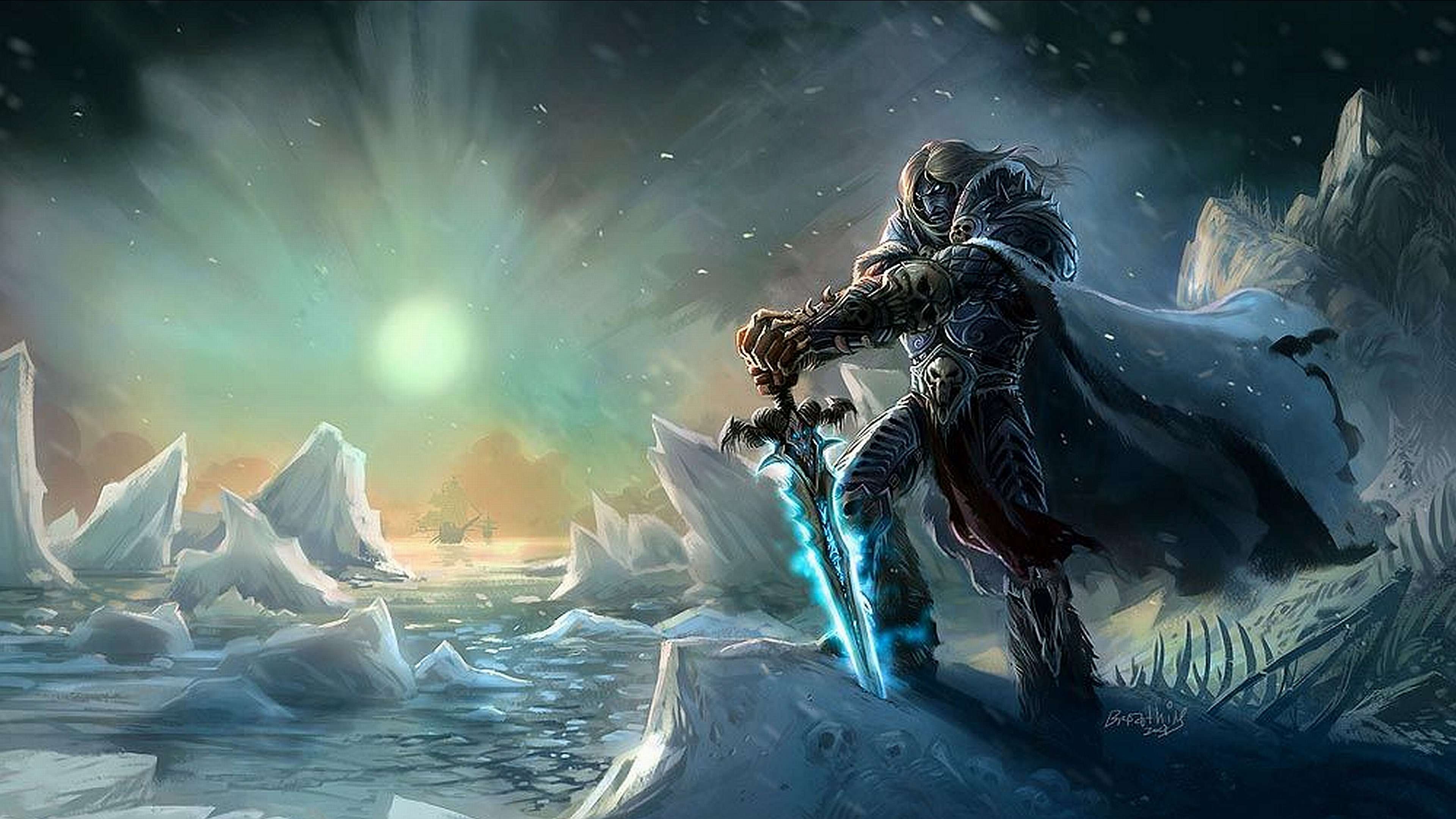 Free Download World Of Warcraft 4k Ultra Hd Wallpaper And