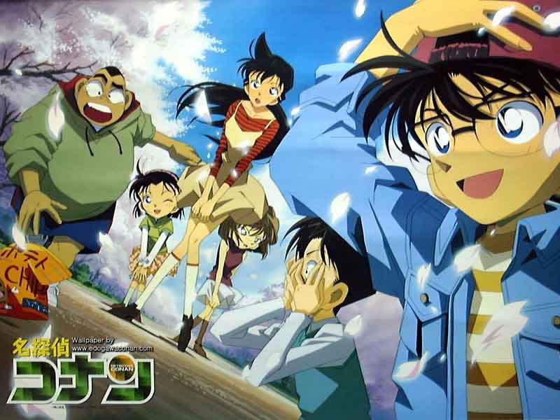 Detective Conan Download Detective ConanCase Closed Wallpaper 800x600