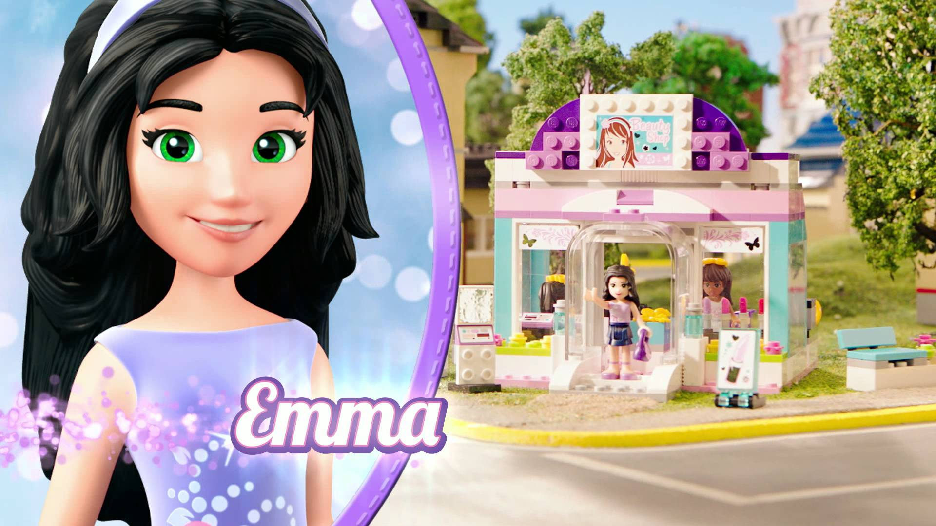 LEGO Friends   Launch spot 1920x1080