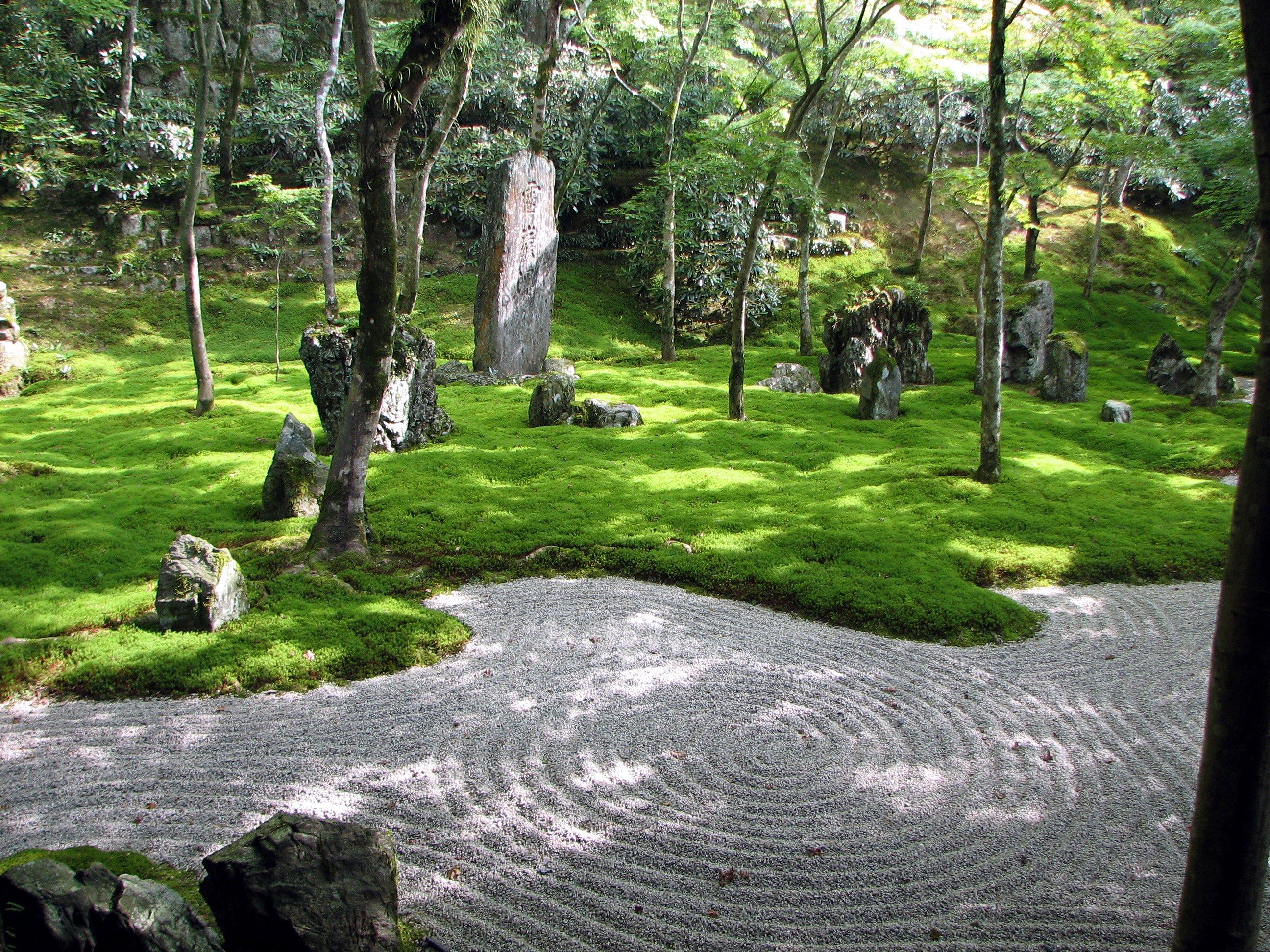 Zen Garden Wallpaper Desktop - WallpaperSafari