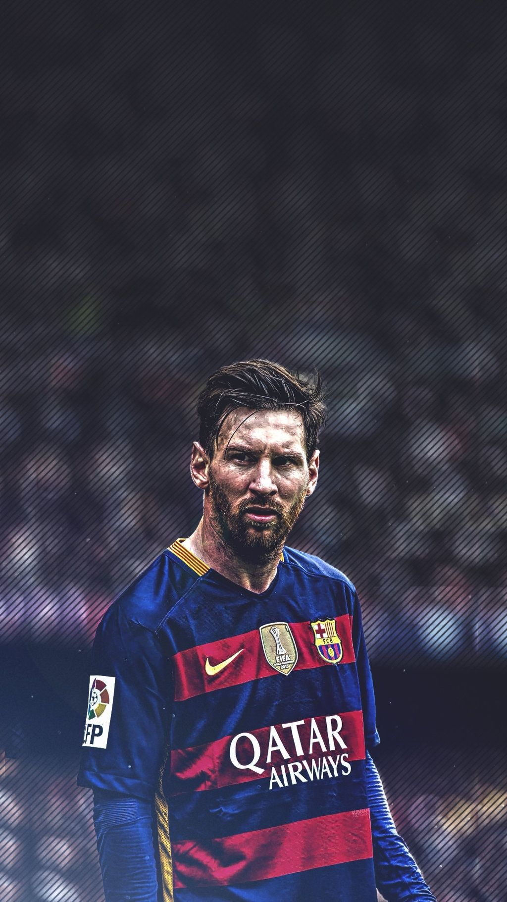 25] Messi IPhone Wallpapers on WallpaperSafari 1024x1821