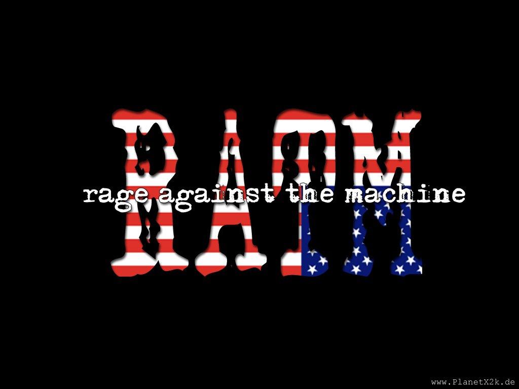 rage against the machine background