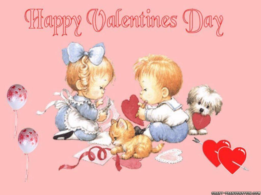 Happy Valentine S Day  Happy Valentine S Day  Love Screensavers 1024x768