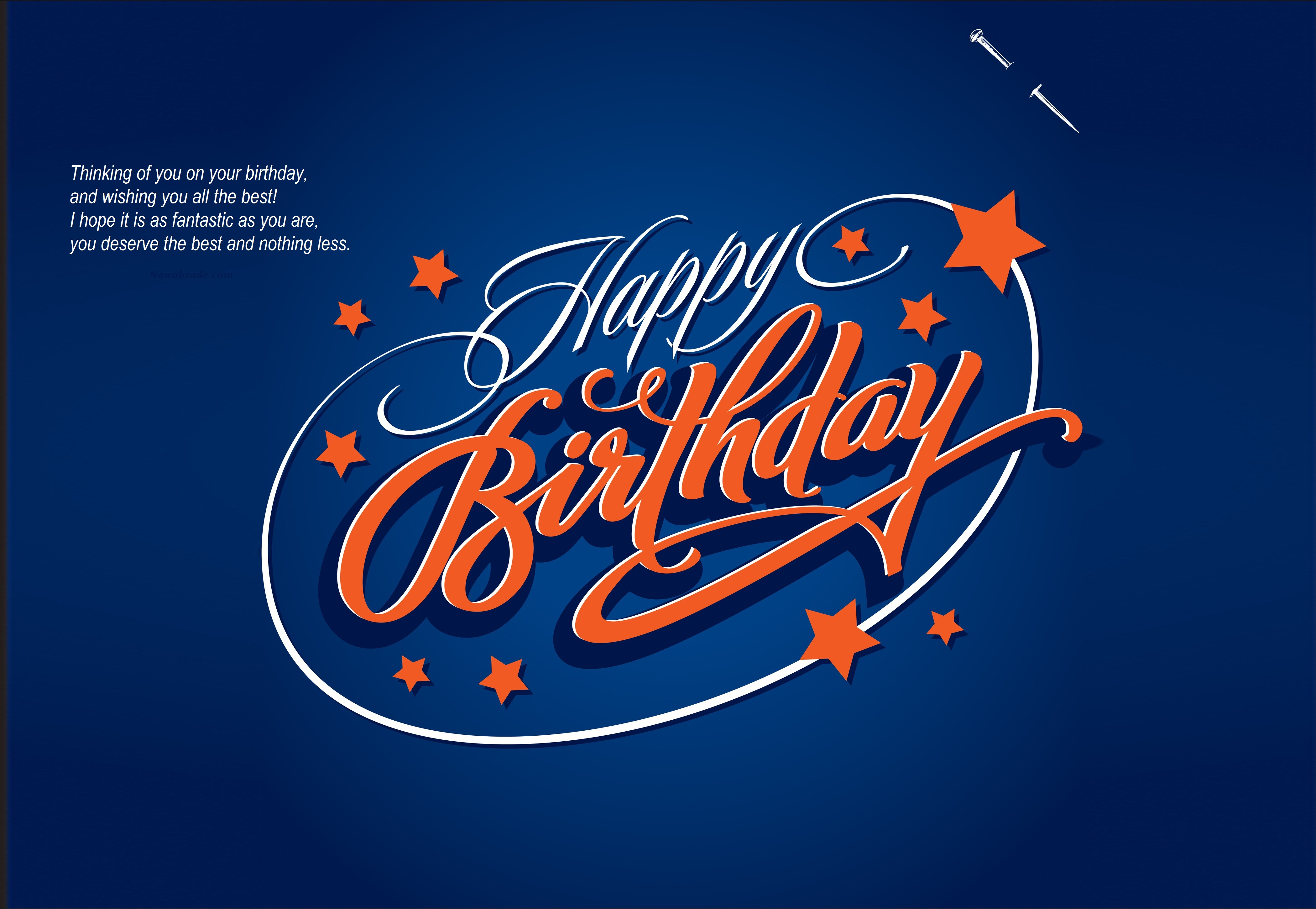 Happy Birthday Wishes Images Wallpapers Nawabzade 4200x2900