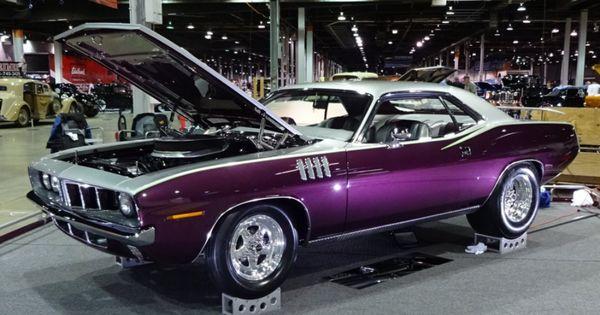 Outstanding 1971 Plymouth Cuda Custom Show Car Plymouth 600x315