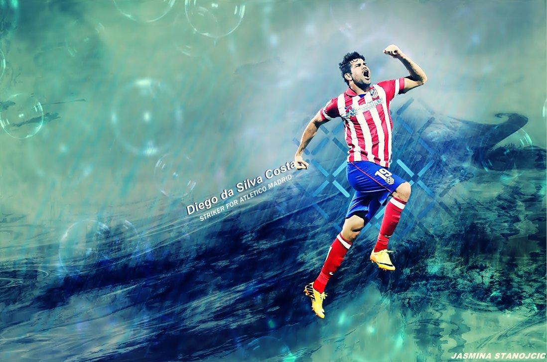 Atletico Madrid Wallpaper Desktop 1220 Wallpaper Cool Wallpaper 1098x727