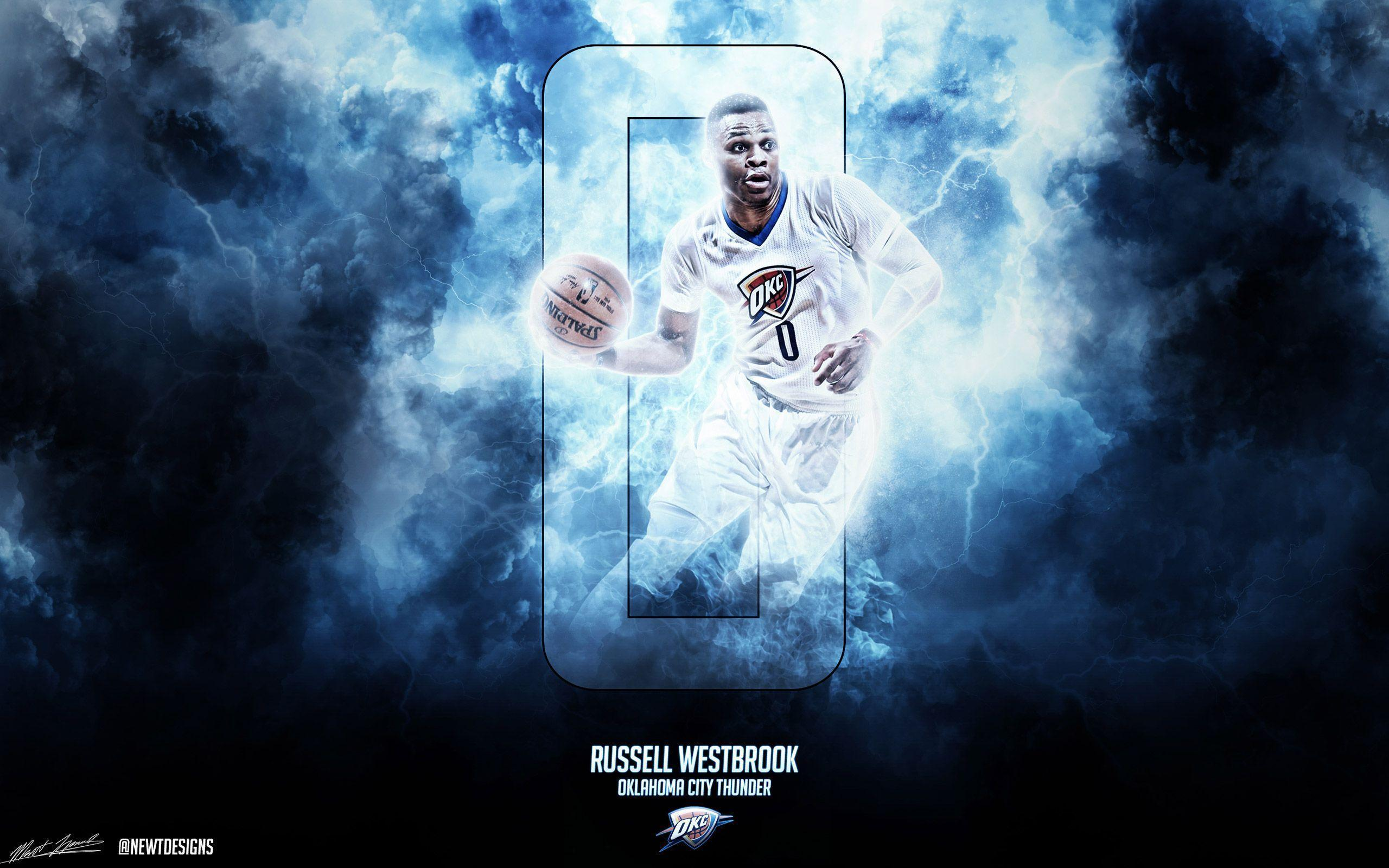 Kevin Durant And Russell Westbrook Wallpapers 2016 2560x1600