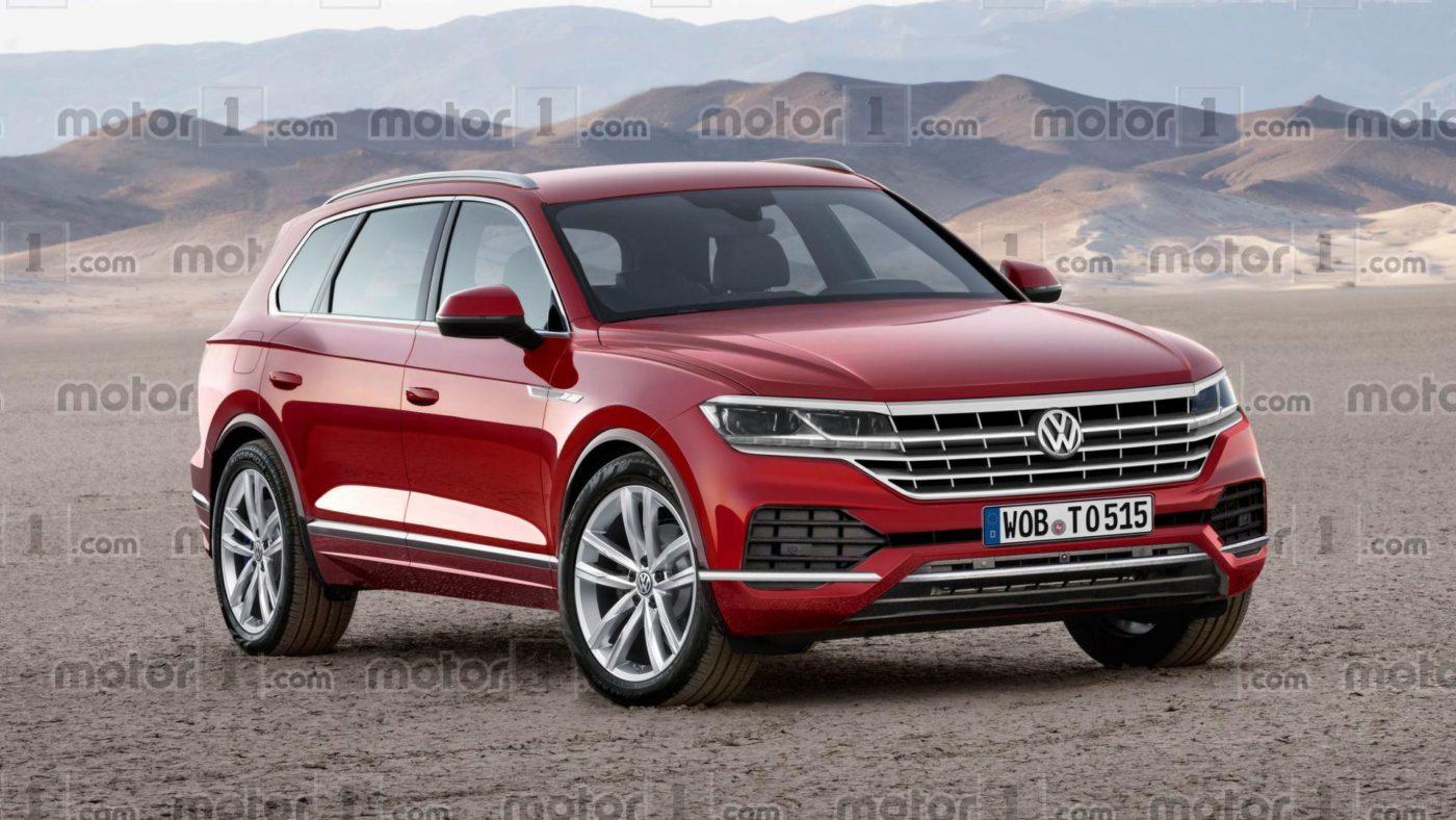 Volkswagen Touareg Wallpapers SD1KU82 WallpapersExpertcom 1400x788