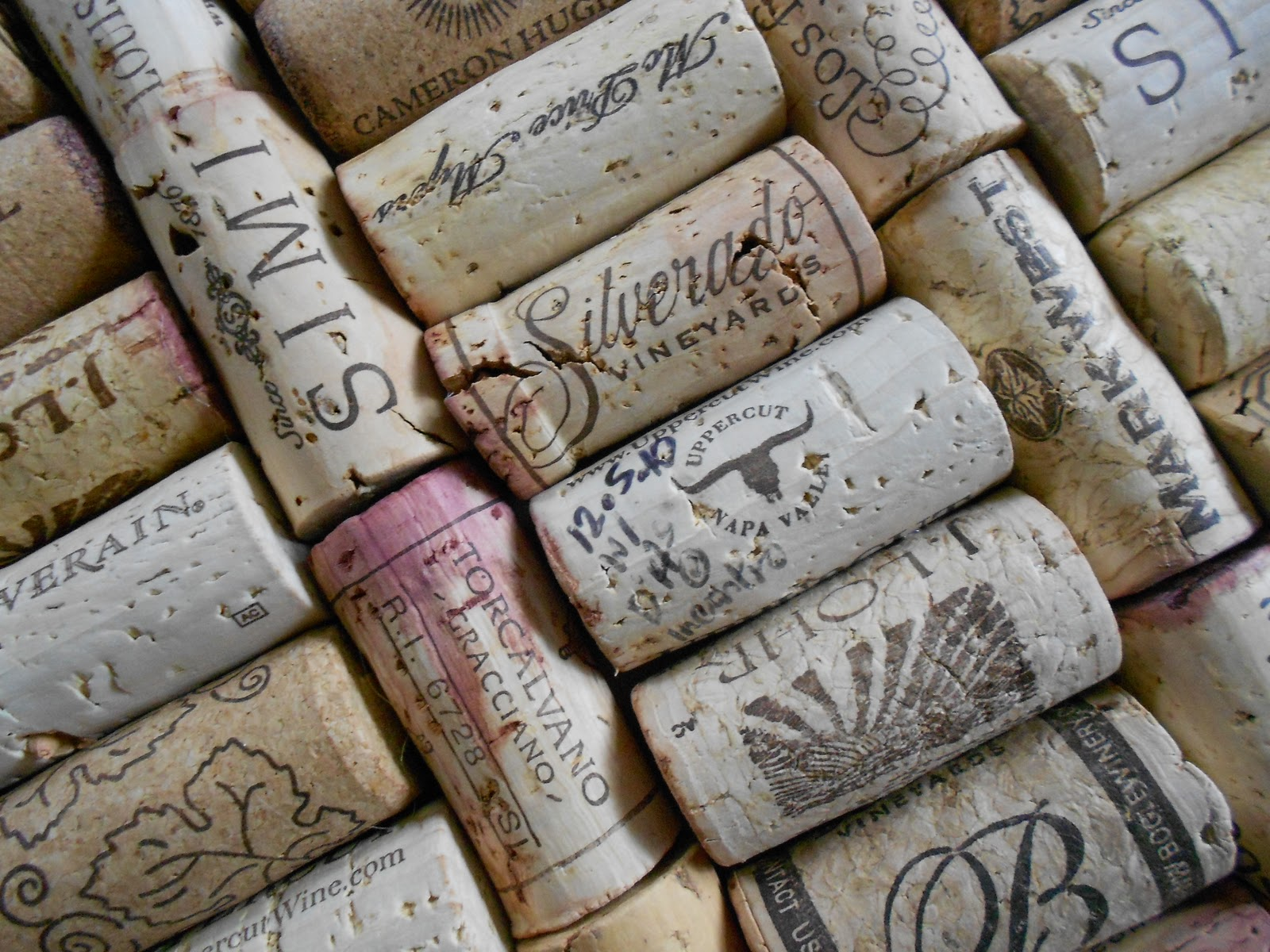 Wine Cork Wallpaper - WallpaperSafari