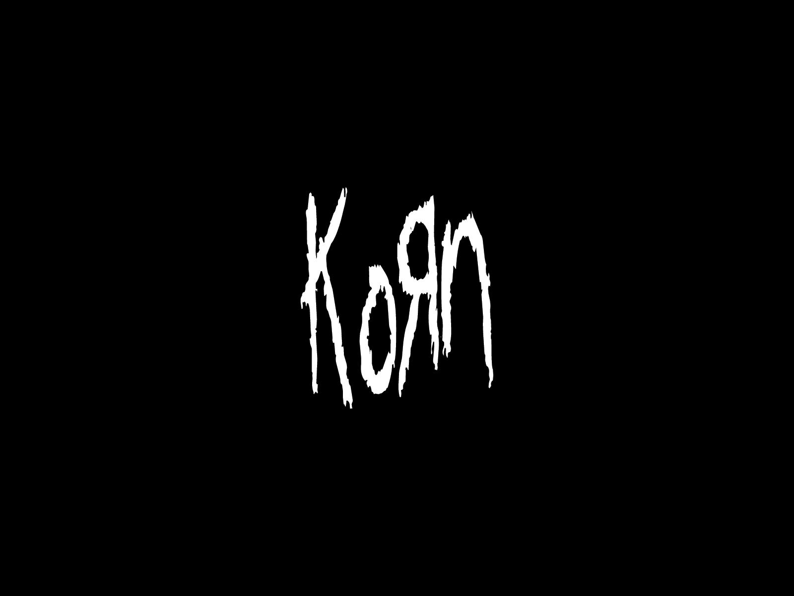 40 Korn Logo Wallpaper On Wallpapersafari
