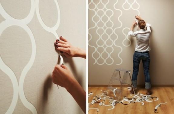 inexpensive wallpaper