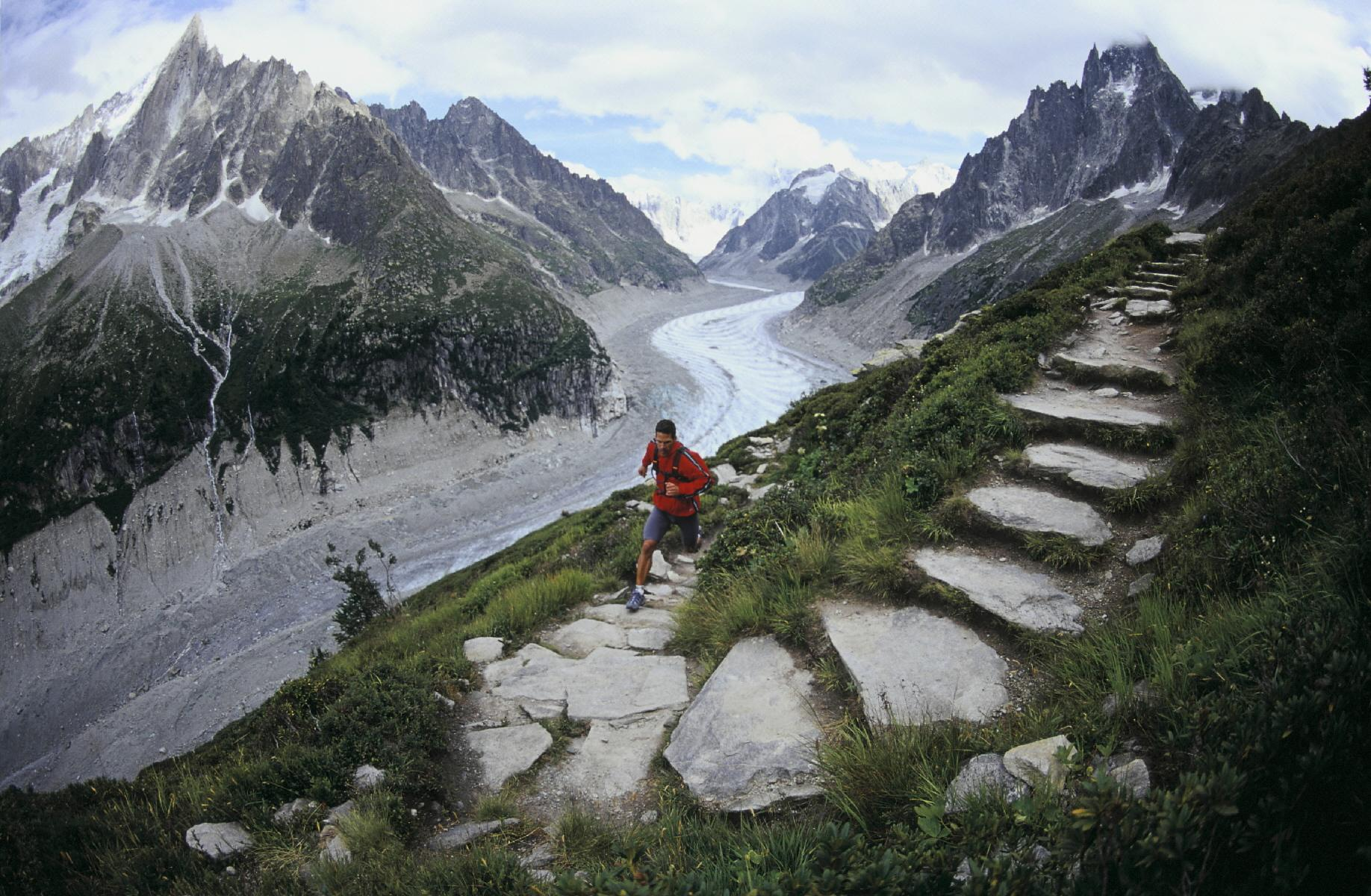 salomon trail running wallpaper