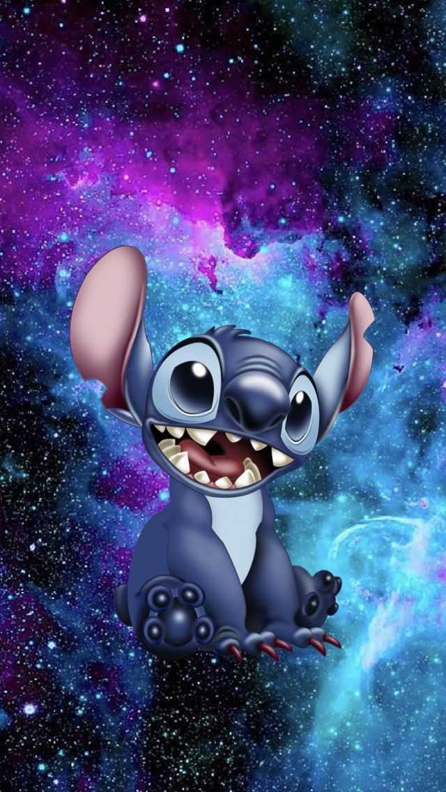 Stitch Wallpaper   NawPic 640x1136