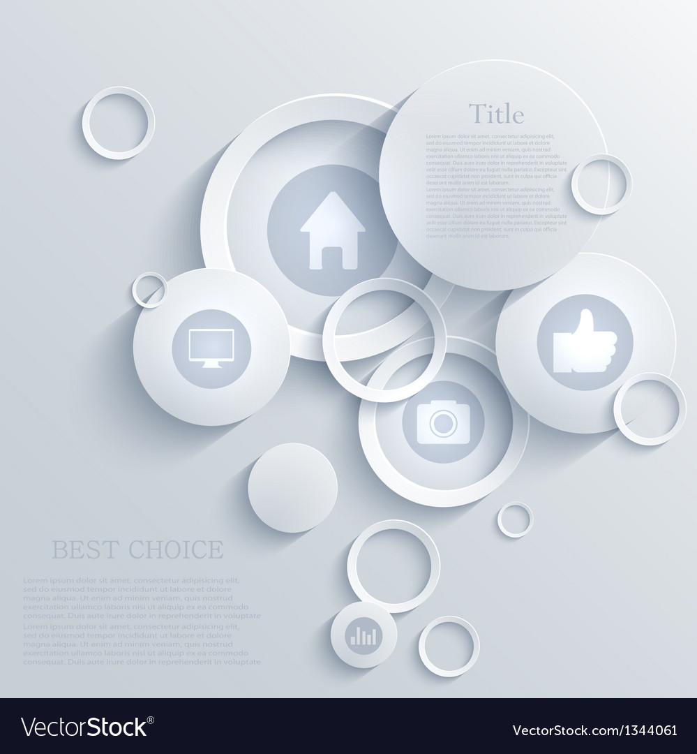 Infographic background design Eps10 Royalty Vector 999x1080