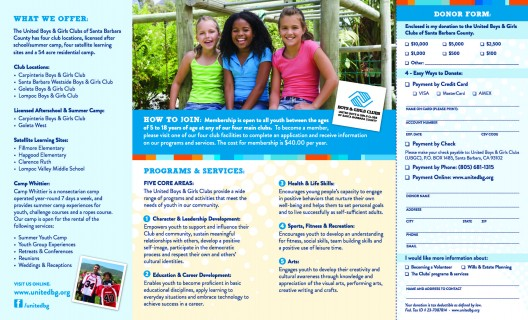 United Boys And Girls Clubs General Brochure   Hot Girls Wallpaper 528x320