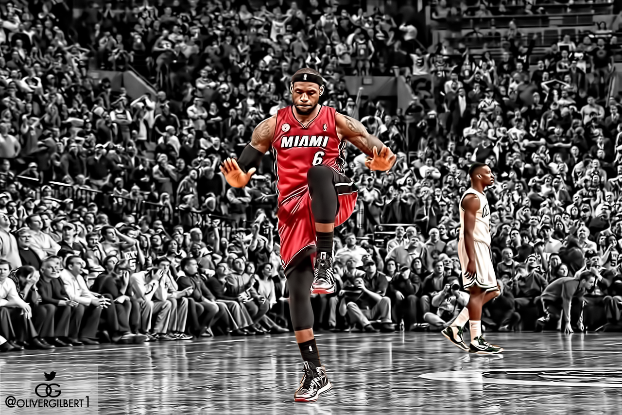 Lebron James Wallpaper The Art Mad Wallpapers 1280x854