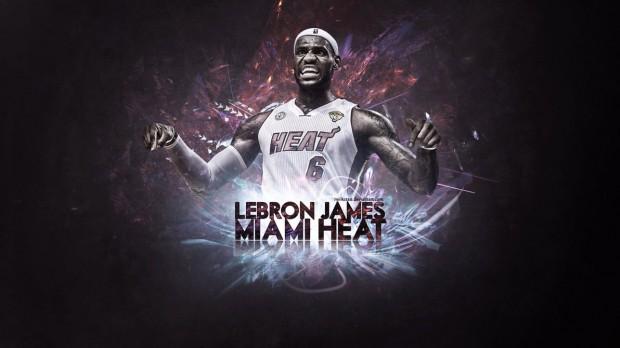 Lebron James Miami Heat Wallpapers 620x348