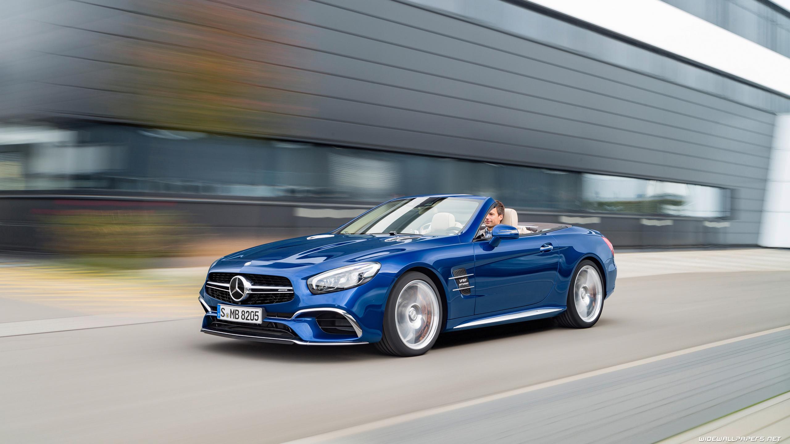 Mercedes-Benz SLC-class Wallpapers