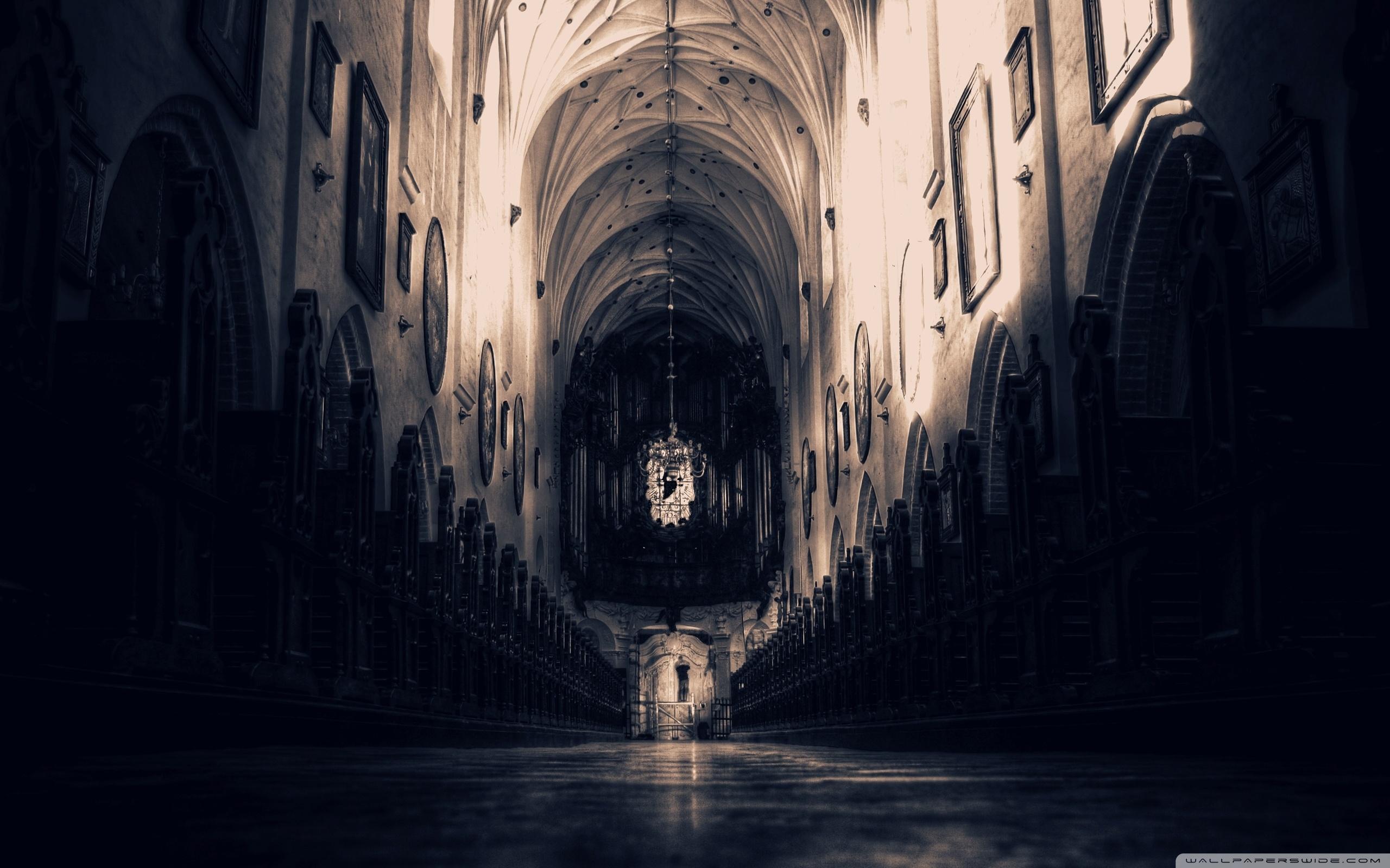 Gothic wallpaper 2560x1600 39366 2560x1600
