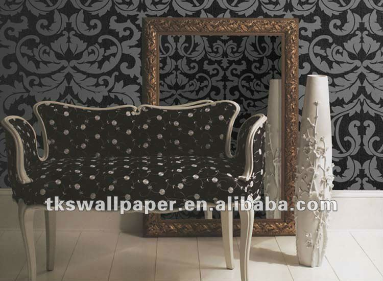 Washable Kitchen Vinyl Wallpaper With Fireproof Feature   Buy Kitchen 750x550
