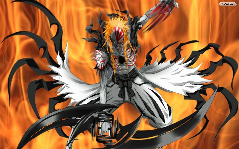 Bleach   Ichigo Hollow Wallpaper   wallpaperwallpapersfree wallpaper 1440x900